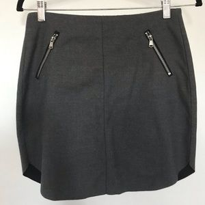 Gray HM skirt